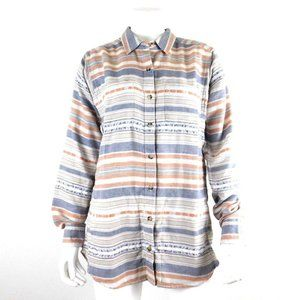 Toad & Co Toad Co Cairn Southwestern Stripe Shirt